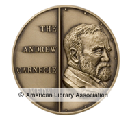 The Carnegie Medal is a British literary award that annually recognises one outstanding new book for children or young adults.