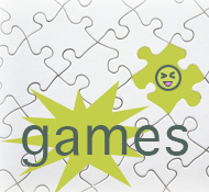 Educational and fun games can teach students how to type faster or coding techniques