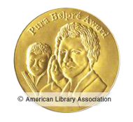 The Pura Belpré Award is a recognition presented to a Latino or Latina writer and illustrator whose work best portrays the Latino cultural experience in a work of literature for children or youth.