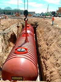 Underground Storage Tank Construction/Installation