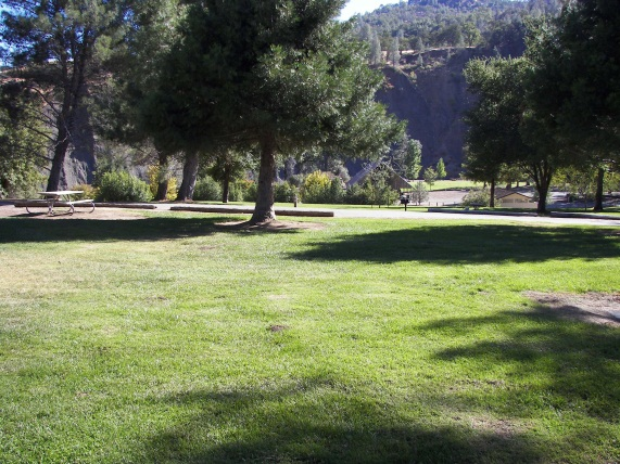 Cache Creek Campground