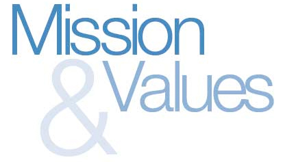 Mission and values icon
