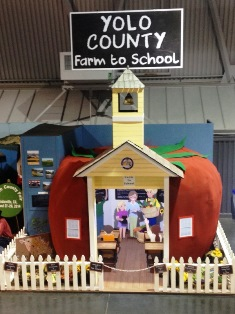 Farm to School Tomato School House