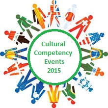 Cultural Competency Events 2015