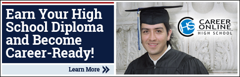 Click here to learn how to earn your high school diploma and become career ready!