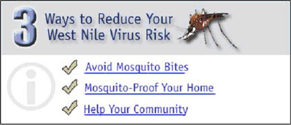 3 Ways to reduce your West Nile Virus risk