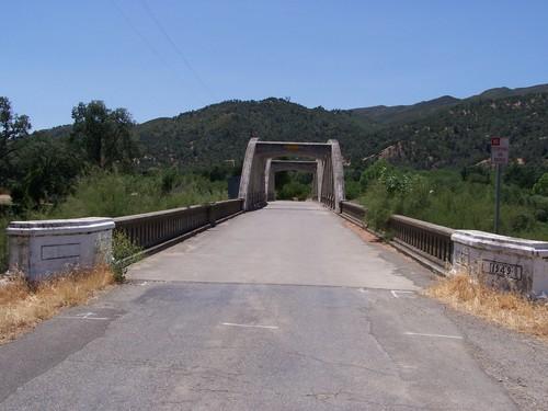 rumsey bridge