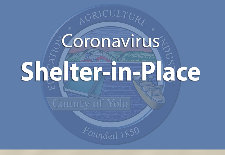 Coronavirus Shelter-in-Place