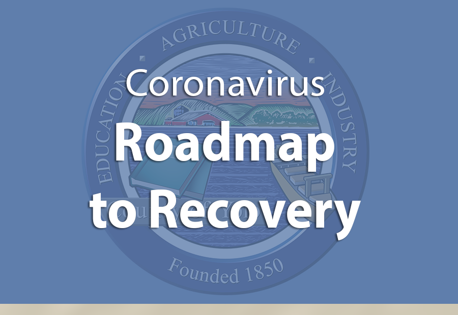 Coronavirus Roadmap to Recovery