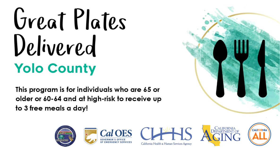 Great Plates Delivered Yolo County (Website Info)