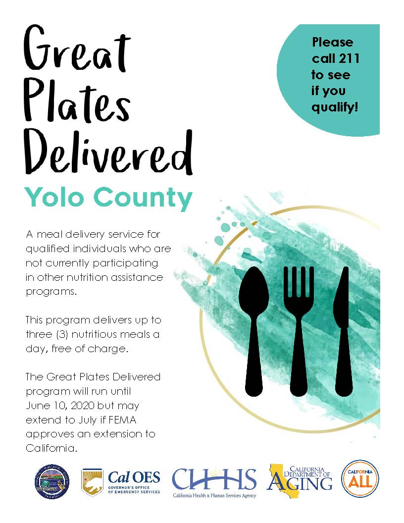 Great Plates Delivered Yolo County (Simple)