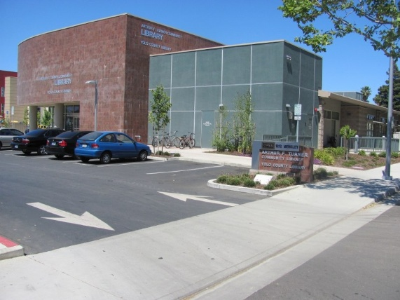 West Sacramento Library Branch