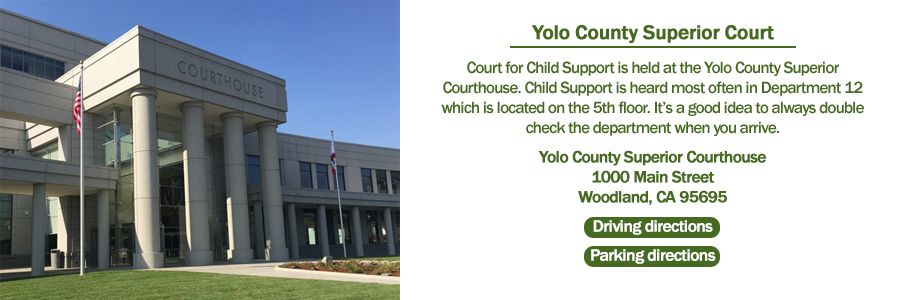 Court Services Yolo County