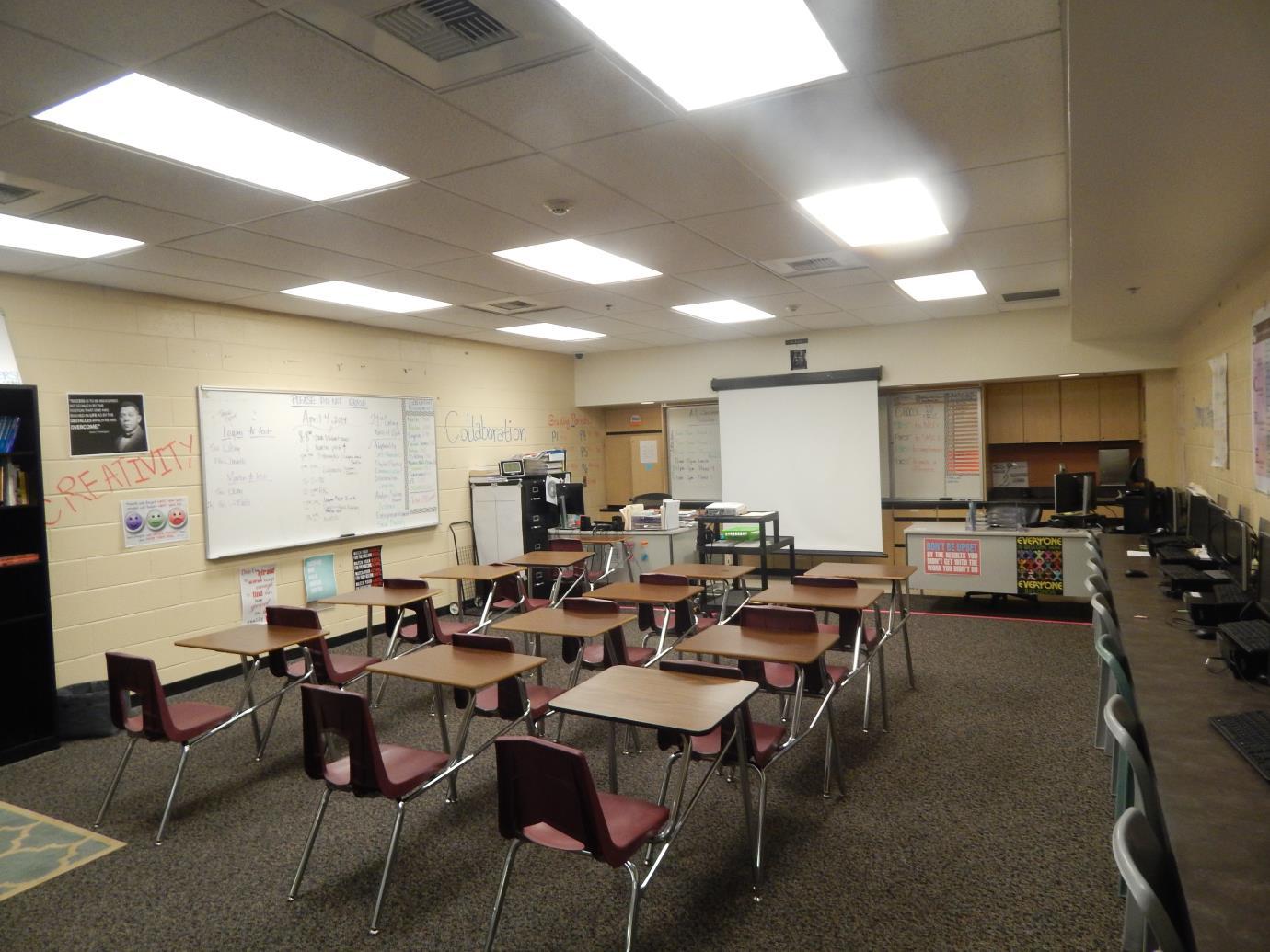 JDF Classroom