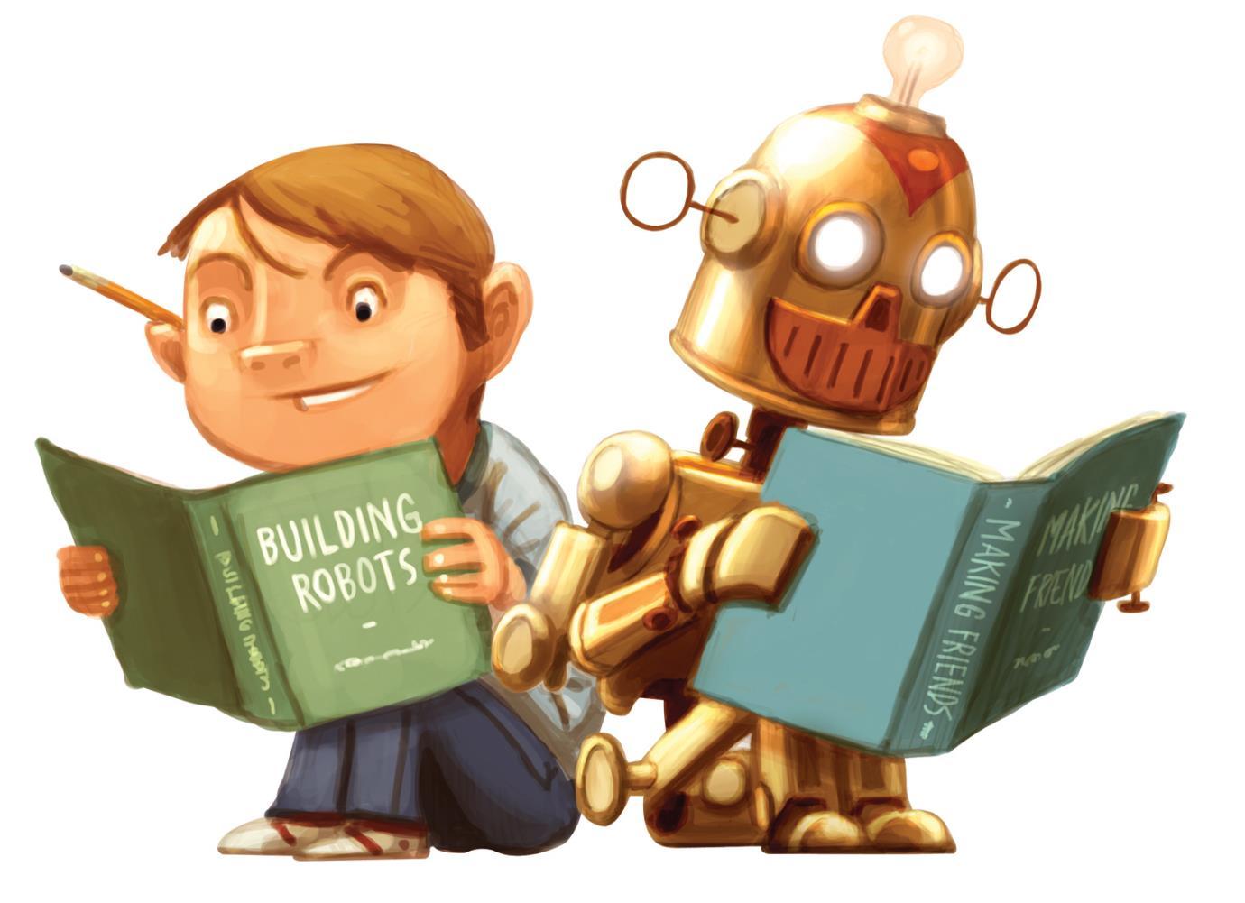 Robotandboy